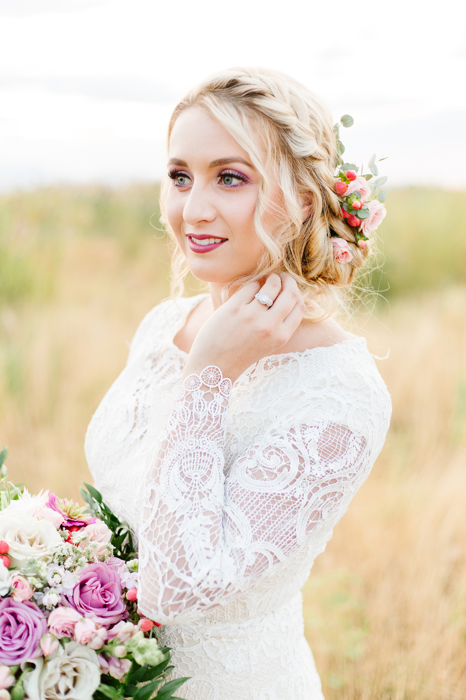 Utah Wedding Bride Photographer Utah Lake