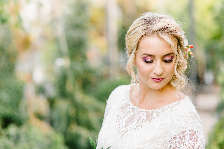 Utah Wedding Bride Photographer Greenhouse