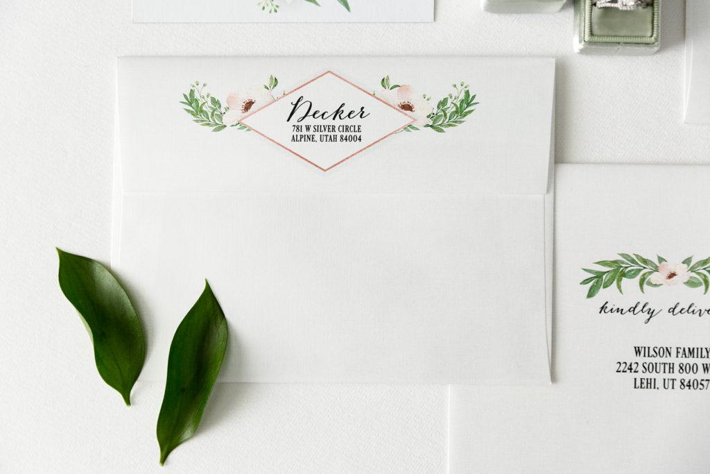 Utah Wedding Photographer, Utah Invitation Design