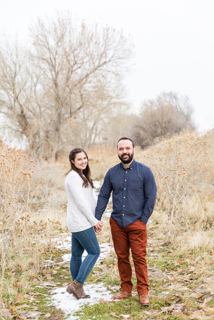Heather Smith Photography | Utah Lake Engagements | Utah Engagement Photographer