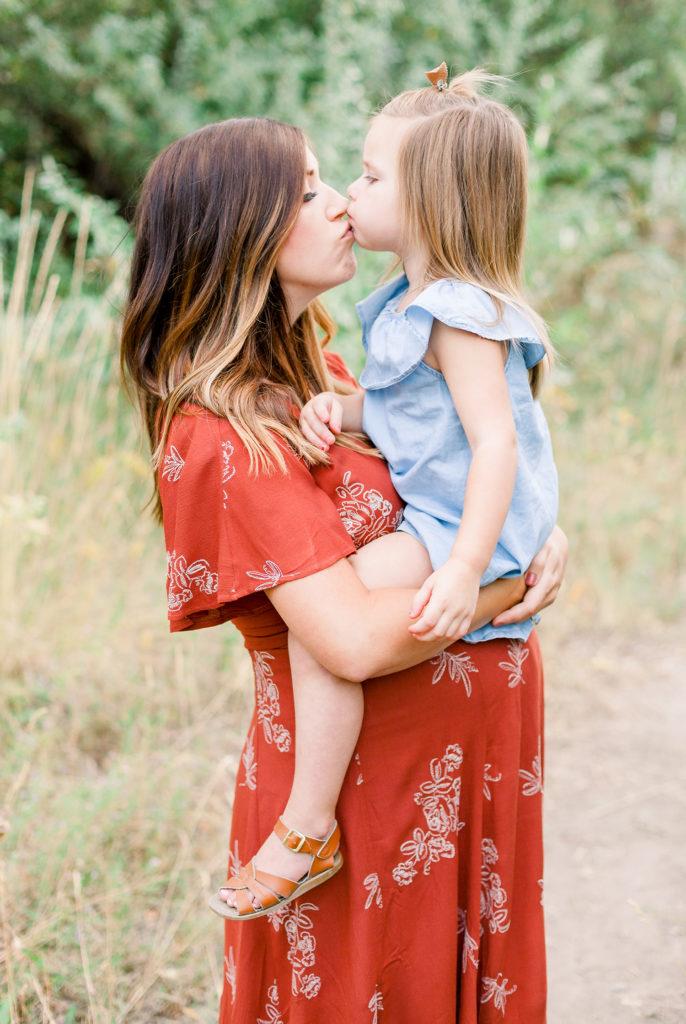 Heather Smith Photography | Utah Maternity Portrait Photographer | Highland Glen Park | Utah Maternity Session