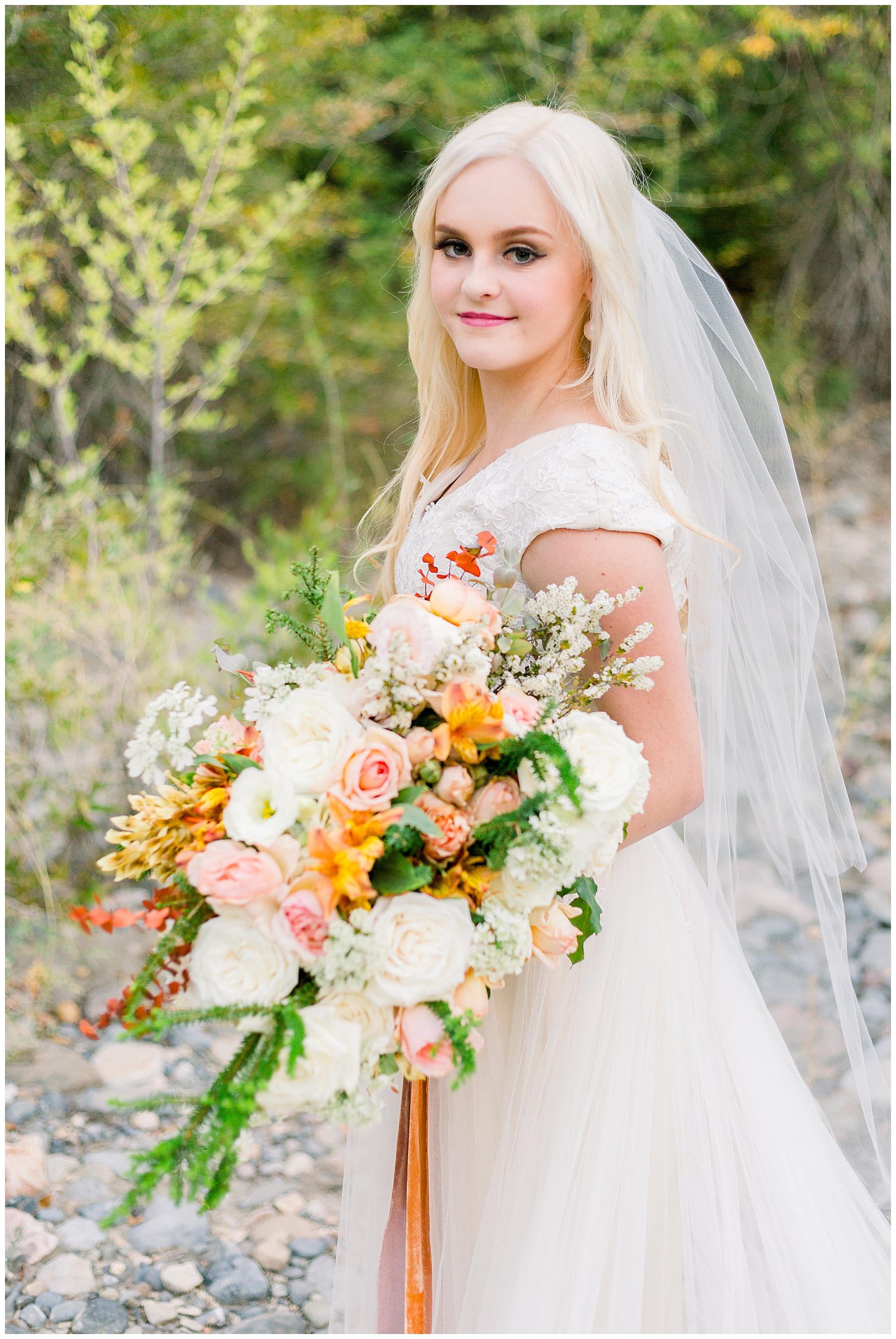 Utah Wedding Photographer | Highland Glen Bridals