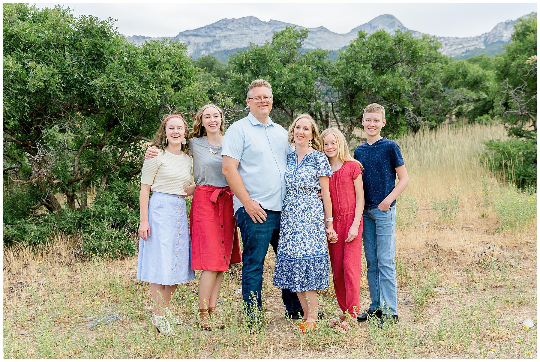 Alpine Family Session