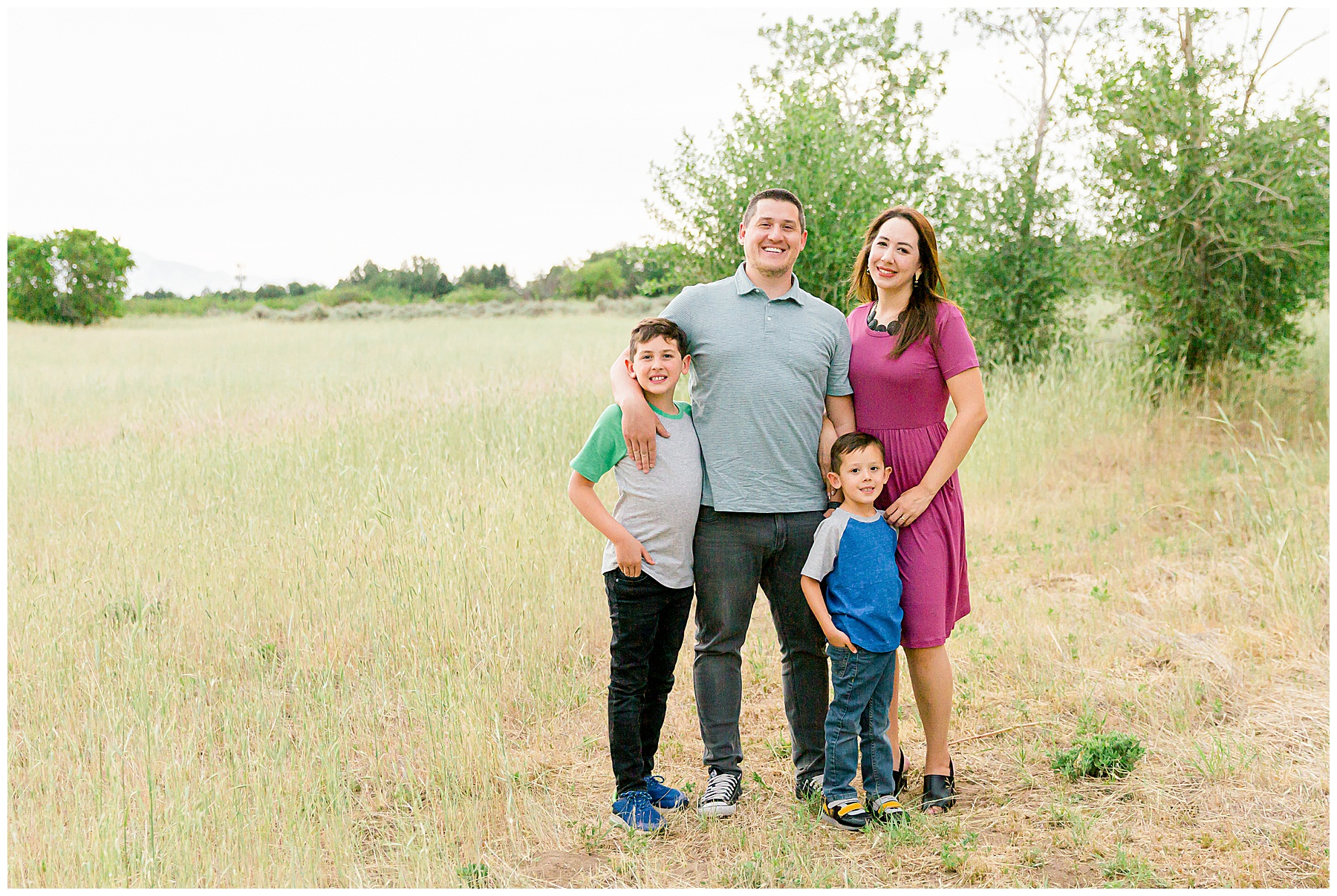 Dimple Dell Family Session